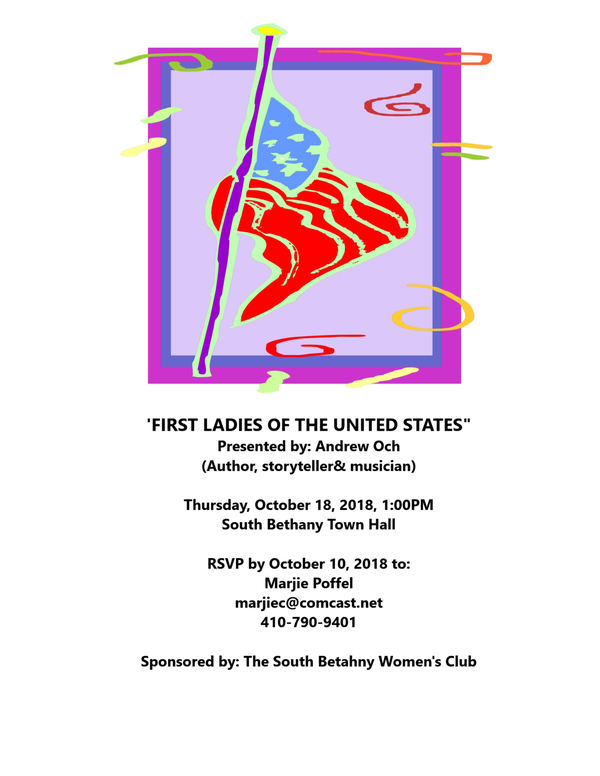 South Bethany Women's Club Event Image
