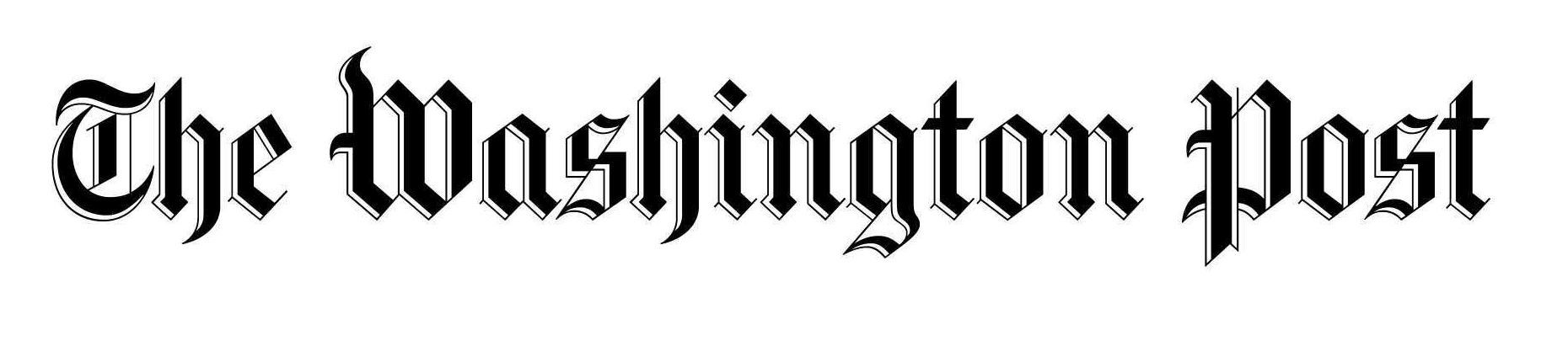 Washington Post Masthead Image