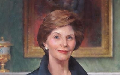 Laura Bush Image